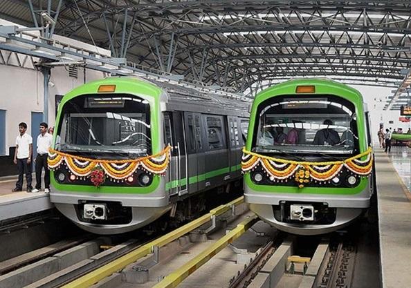 Bangalore Metro – Green Line & PurpleLine