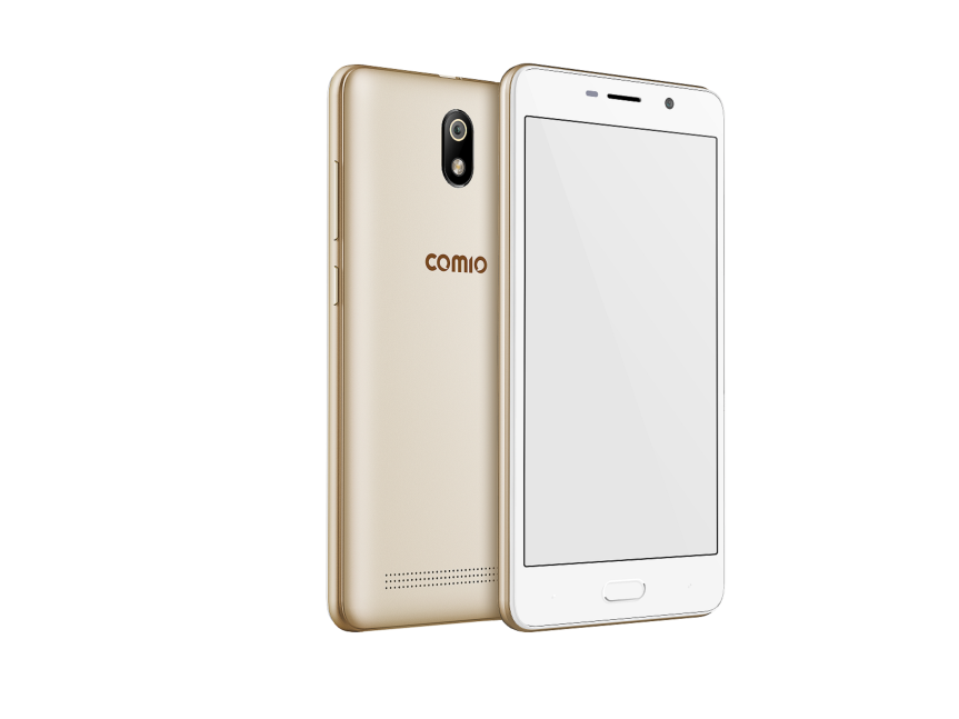 COMIO Smartphone launches the COMIO C1 Pro