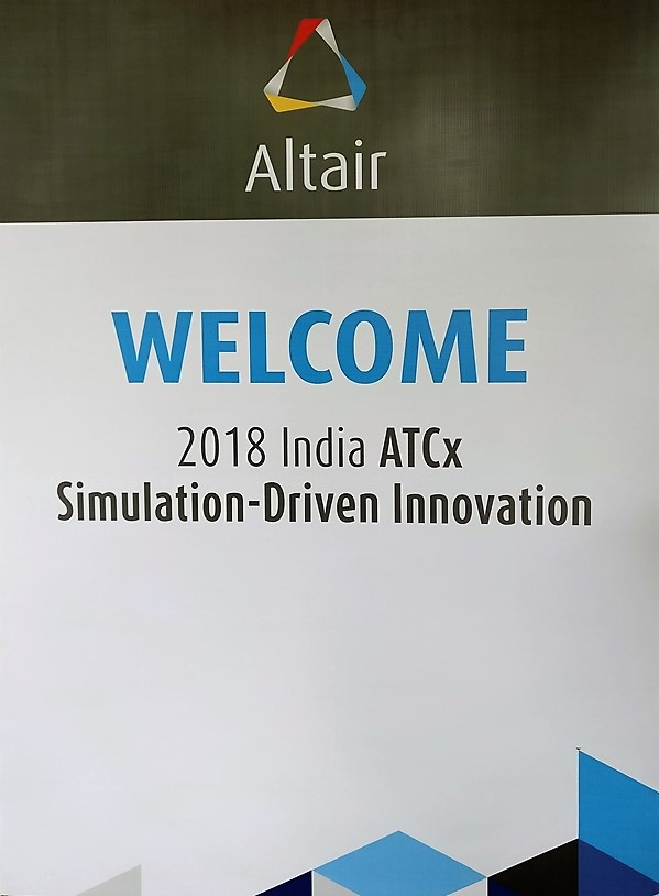 Altair Conference 2018 – Simulation Drive Innovation