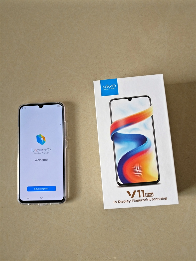 VIVO V11 Pro – Technical Review